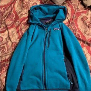 Teal/Blue Patagonia